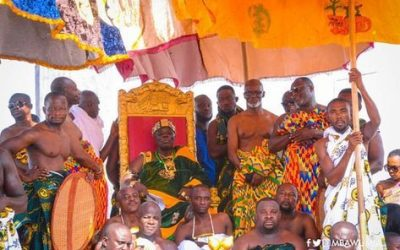 OKYENHENE MARKS 20TH ANNIVERSARY WITH A CALL ON GOV'T TO IMPLEMENT 1R1M.